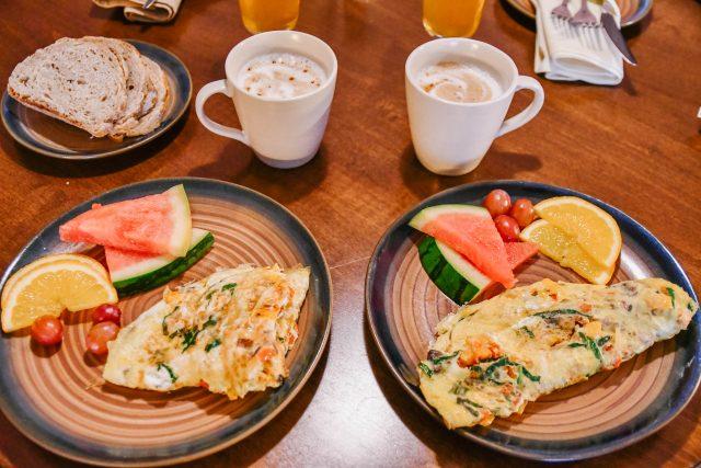 Breakfast Wellness Retreat