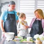 Dairy Farmers Ontario Springtime Pasta Recipe