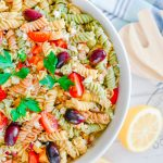 La Cucina di Kerr's Signature Greek Pasta Salad Recipe - perfect for Summer dining
