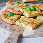 Zucchini Pizza Bianca | Spring Grazing Table