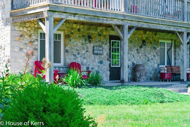 The Stone House Riverstone Retreat Ontario
