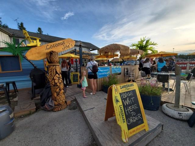 Where to Eat Tobermory - Coconut Joe's