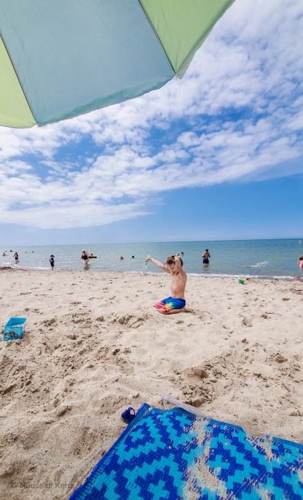 kids haven at grand bend beach