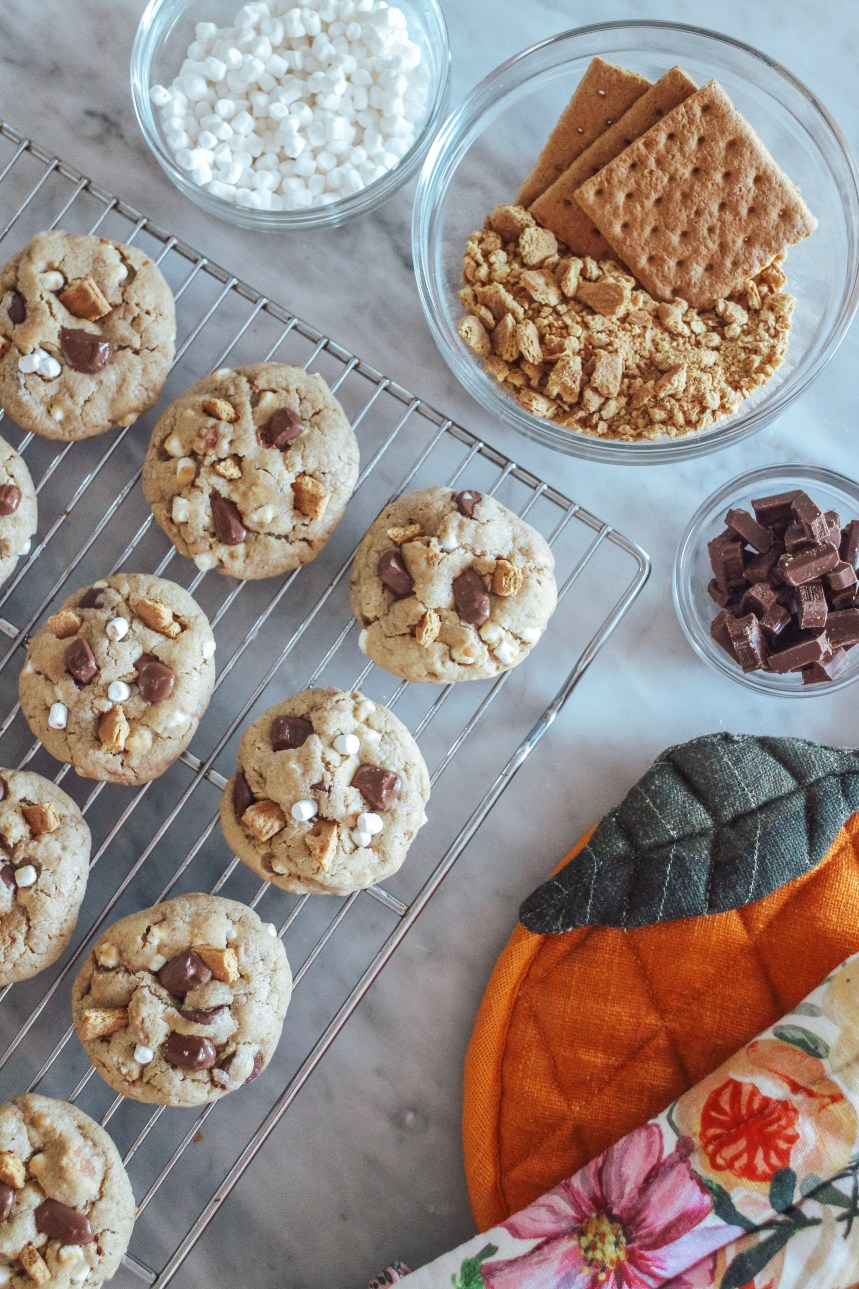 House of Kubes S'mores Cookie Recipe