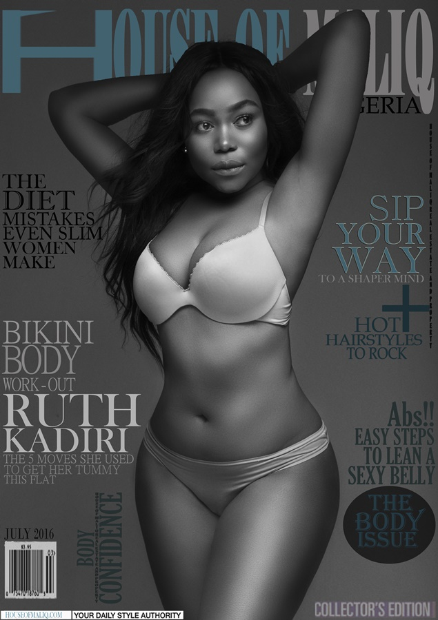 HouseOfMaliq-Magazine-2016-Stephanie-Cover-And-Ruth-Kadiri-Cover-July-Edition-2016