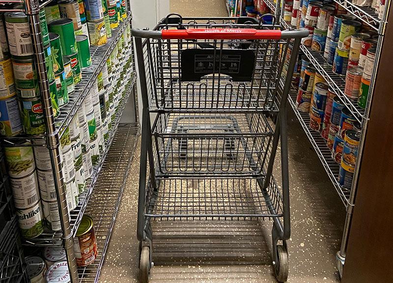 Shopping Virtual Food Drive