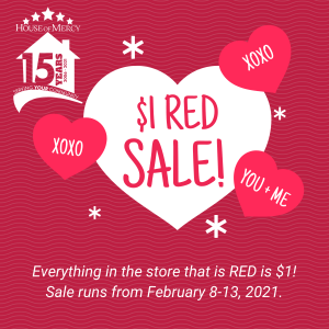 Red Sale - February 2021