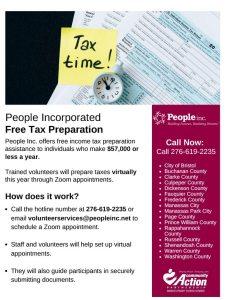 Free Tax Prep 2021