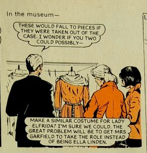 Bunty Annual 1969 In the Museum houseofmirelle.uk
