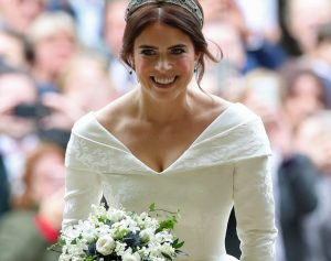 Princess Eugenies 2018 Wedding Dress