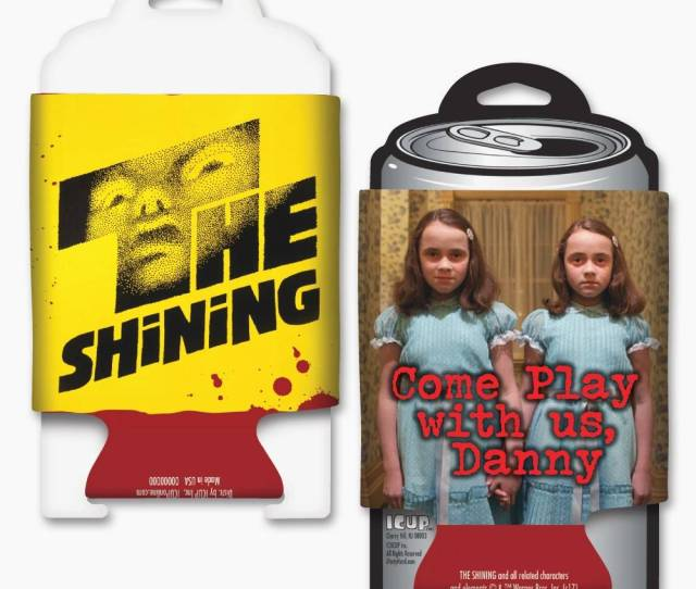 The Shining Come Play With Us Can Cooler