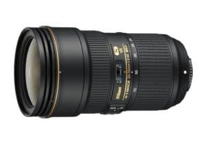 Nikon 24-70mm f2.8 lens