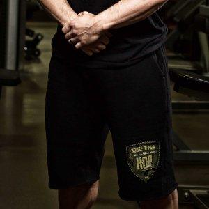 Badge Shorts