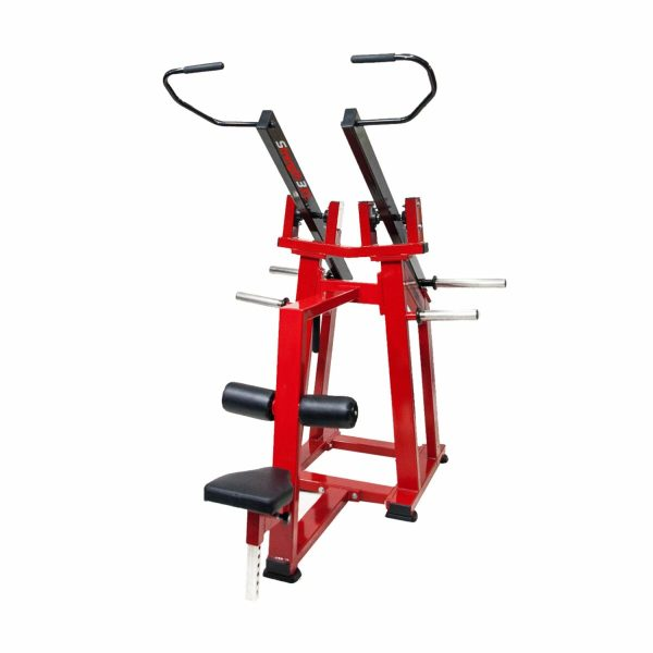 ISO Front Lat Pulldown