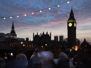 London sightseeing with kids family travel