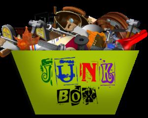 kids junk box