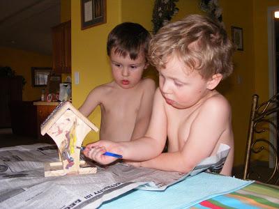 bird house kids
