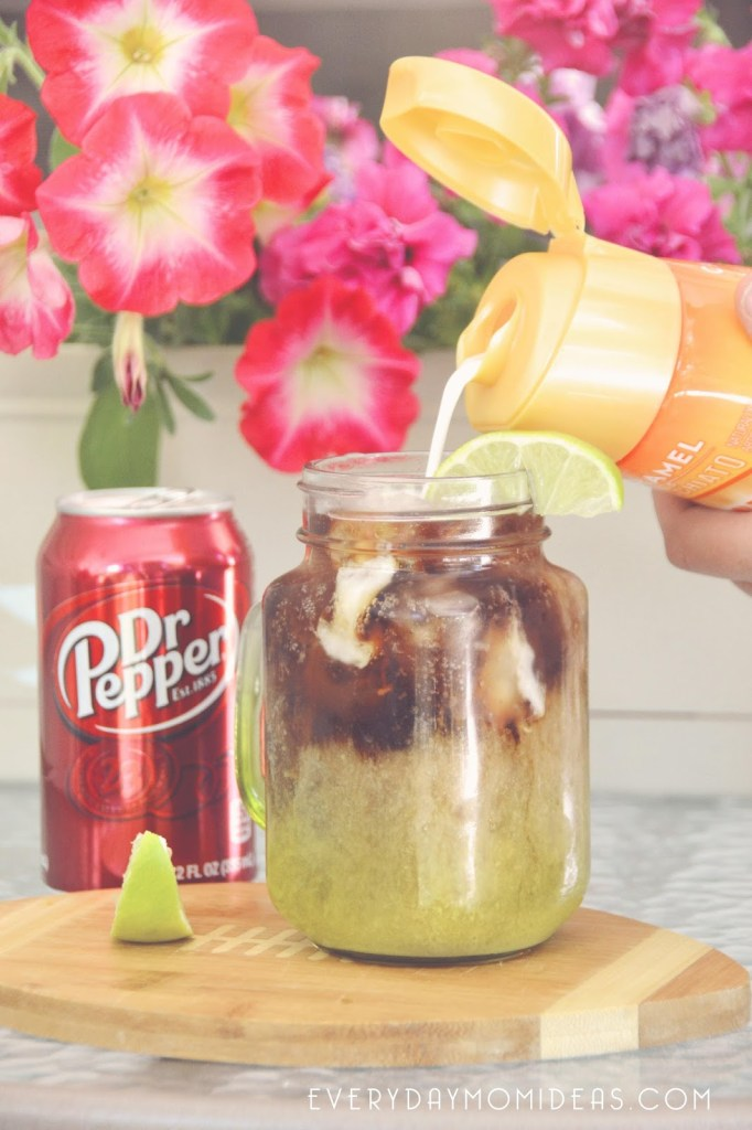 Three Ingredient Dirty Dr Pepper Recipe