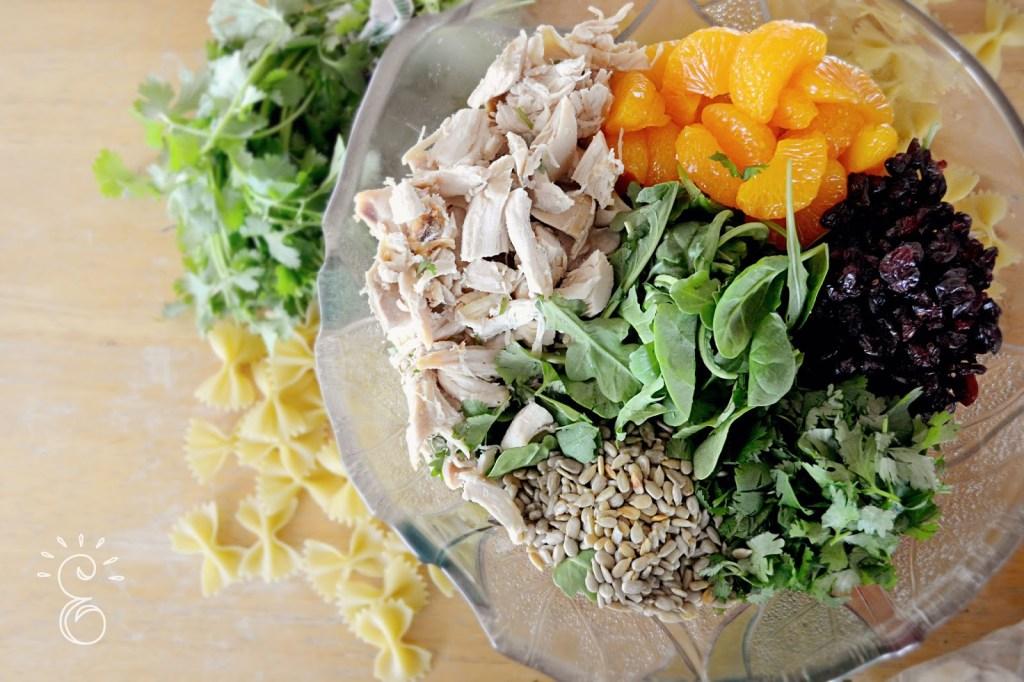 Sweet Asian Chicken Salad