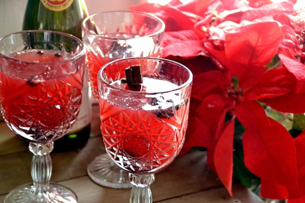 Virgin Christmas Sangrias
