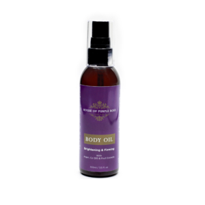 Brightening _ Firming Body Oil