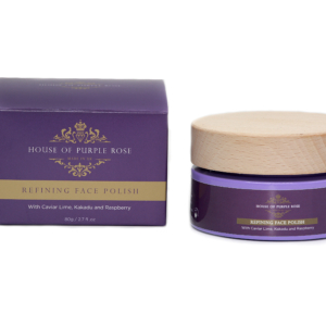 Refining Face Polish with box