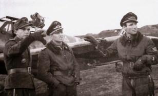 HM Sturm Barkhorn Batz JG 52