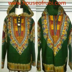 House of Rubi Logan Dashiki in Green! Available at the House of Rubi Online Shop. Click this Image to order