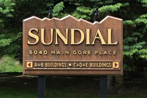 Dimensional Carved Signs