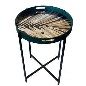 Green Table Tray