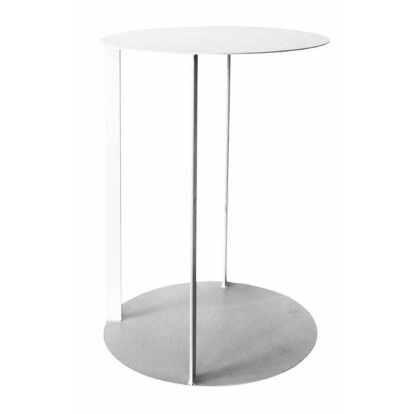 Silver Sofa Arm Side Table | Contemporary Furniture