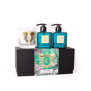 CB Soap, Lotion + Classic Candle
