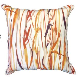Burnt Reeds Scatter cushion