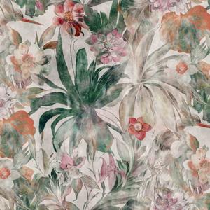 Highgrove tigerlily fabric