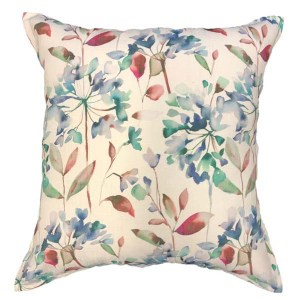Aqapanthus Cushion
