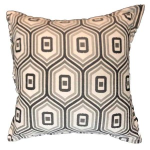 BLack Merge Cushion