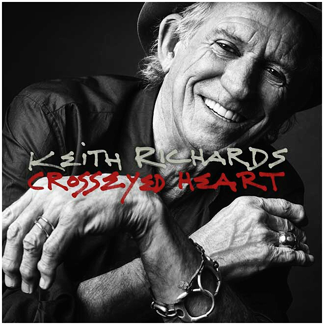 #Post • KEITH RICHARDS: Stone's New Solo Set is Ready to Roll! /