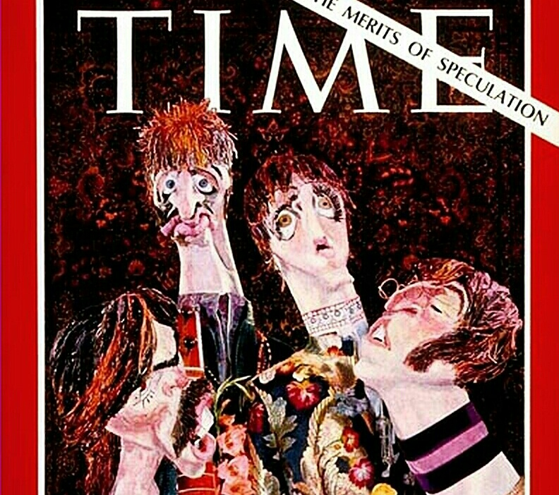 #OnThisDay... September 22, 1967 • THE BEATLES on The Cover of TIME Magazine /