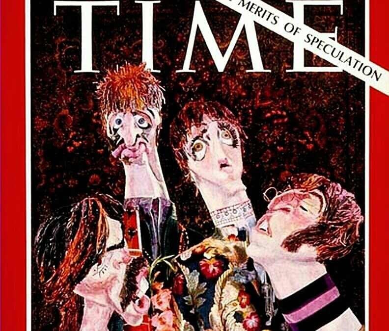 #OnThisDay… September 22, 1967 • THE BEATLES on The Cover of TIME Magazine /