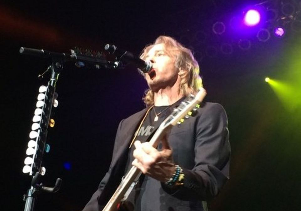 #Post • RICK SPRINGFIELD: with LOVERBOY & THE ROMANTICS Rock in The Motor City /