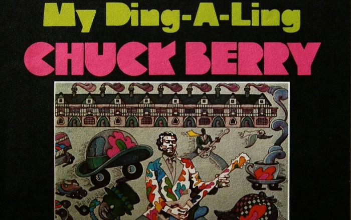 #OnThisDay… October 18, 1972 • CHUCK BERRY: His 'Ding-A-Ling' Hung from the Top [AUDIO+DEEPTRAX] /