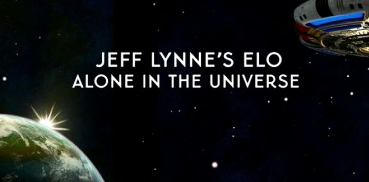 #POST • JEFF LYNNE's ELO: Jeff Discusses Their New Album 'Alone In The Universe' /