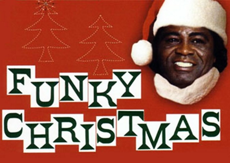 Just Heard At Starbucks® • JAMES BROWN: 'Soulful Christmas' [Audio]