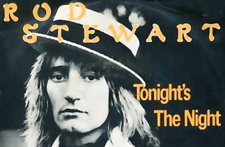 #OnThisDay… November 13, 1976 • ROD STEWART: 'Tonight's The Night' – 56 Days on Top [Audio+Video] /