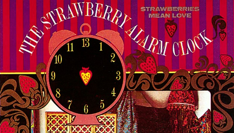 #OnThisDay… November 20, 1967 • STRAWBERRY ALARM CLOCK: Sweet Wake-Up Call at the Top! [Audio] /
