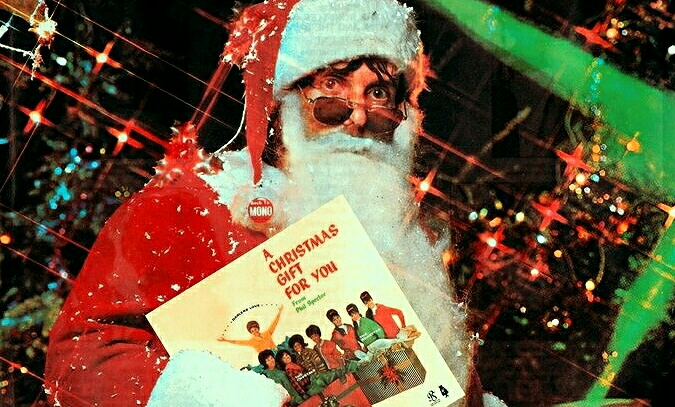 #Post • PHIL SPECTOR: Preview Medley #1: 'A Christmas Gift For You' in HD STEREO! [Audio] /