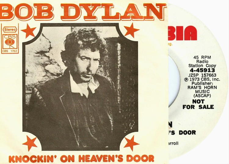 Just Heard At Starbucks® • BOB DYLAN: 'Knockin' On Heaven's Door' + ERIC CLAPTON & GUNS N' ROSES Covers [Audio/Video] /