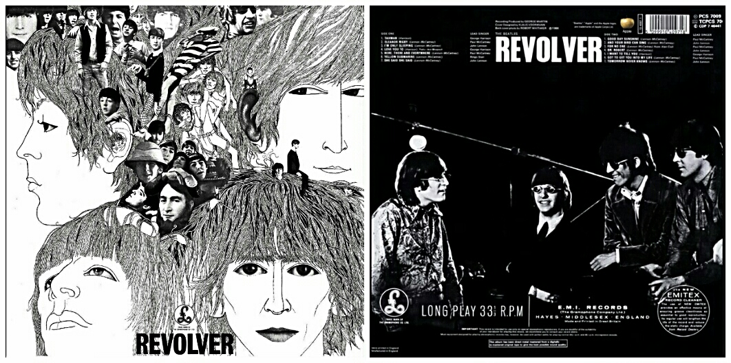 #OriginalPresentation • THE BEATLES: 50th Anniversary of the 'Revolver' Album 🎵 🎬 /