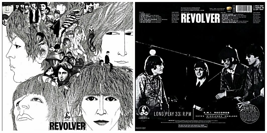 #OriginalPresentation • THE BEATLES: 50th Anniversary of the 'Revolver' Album 🎵 🎬 /