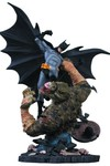 Batman vs. Killer Croc Statue 2nd Edition